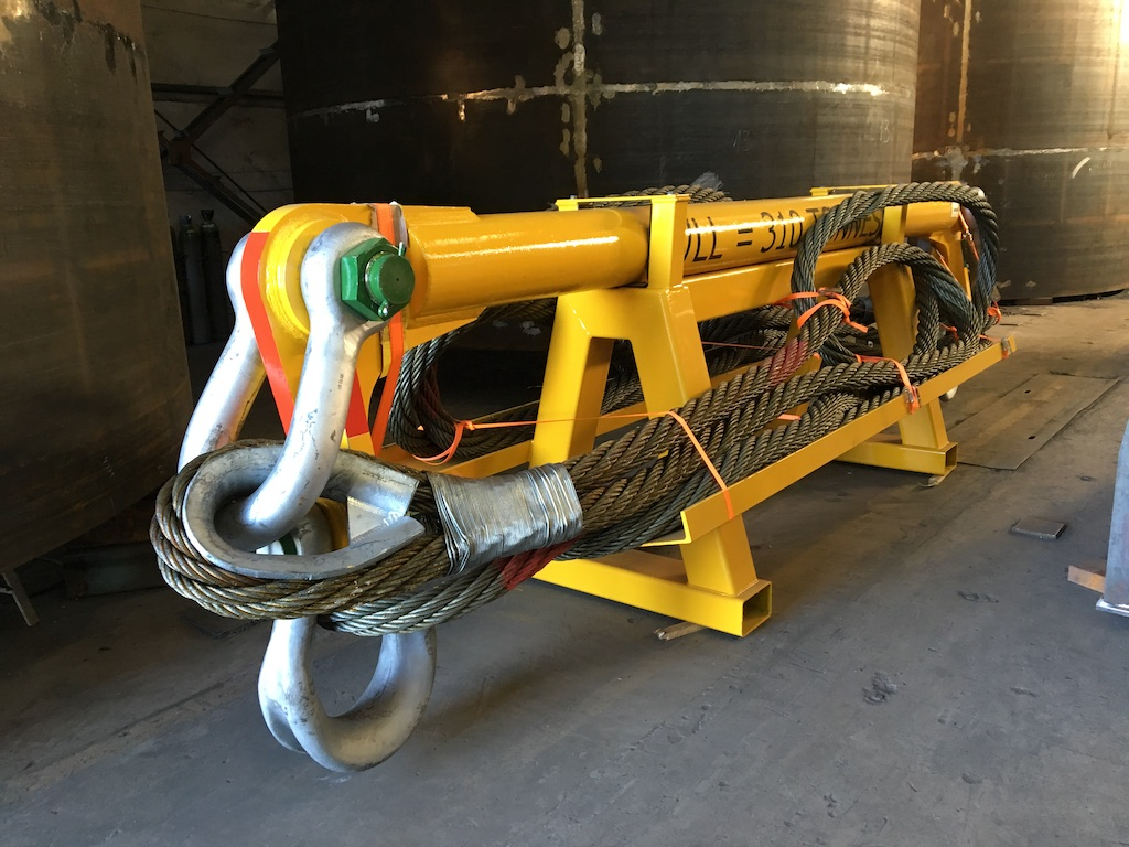 Lifting Equipment and Its Tests